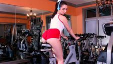 Clearing your head readily obtainable the gym - video 3