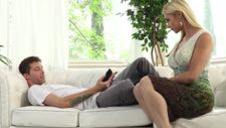 Sexual chores with stepmom - video 3