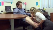Step-son sexually harassed by step-mom convenient work